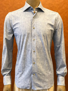 Corneliani Navy Shirt