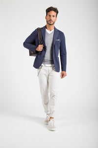 Eleventy Cotton Blazer