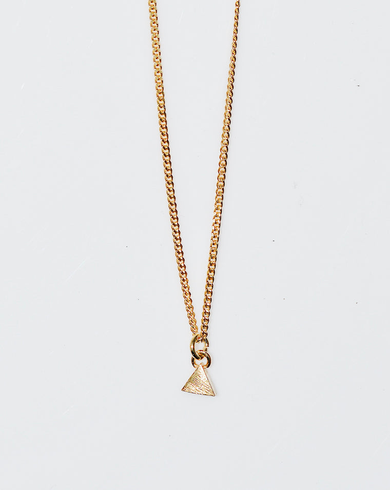 TIGA NECKLACE GOLD