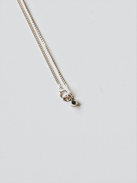 NANAS NECKLACE SILVER