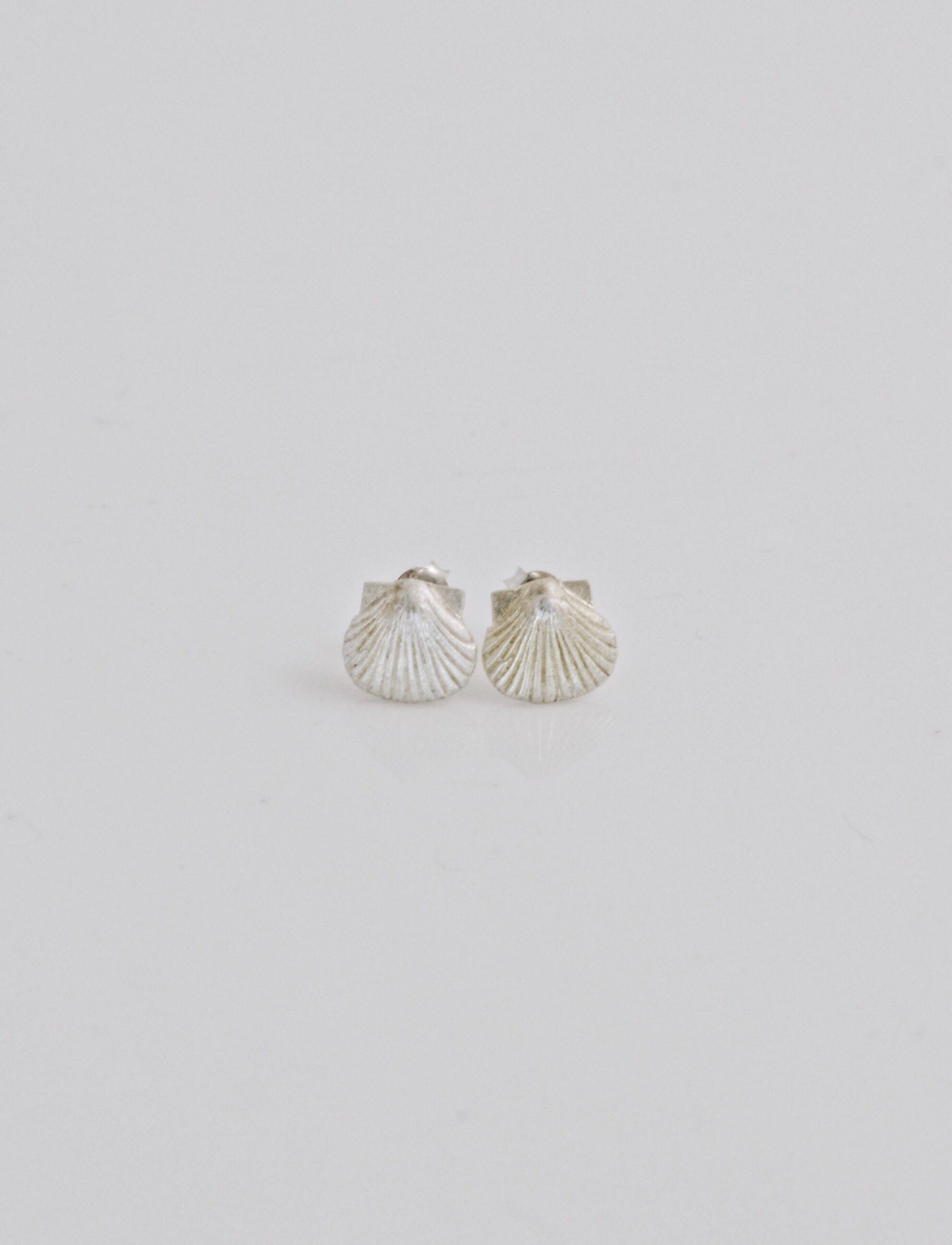 SALTY EARRINGS SILVER