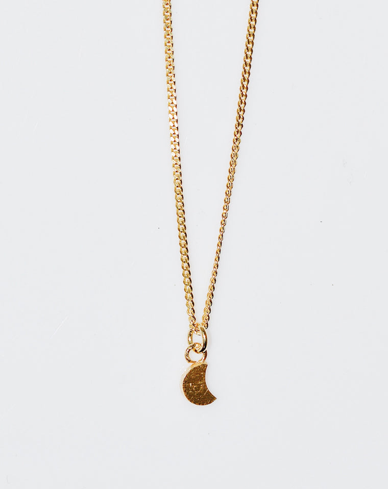 LUNO NECKLACE GOLD