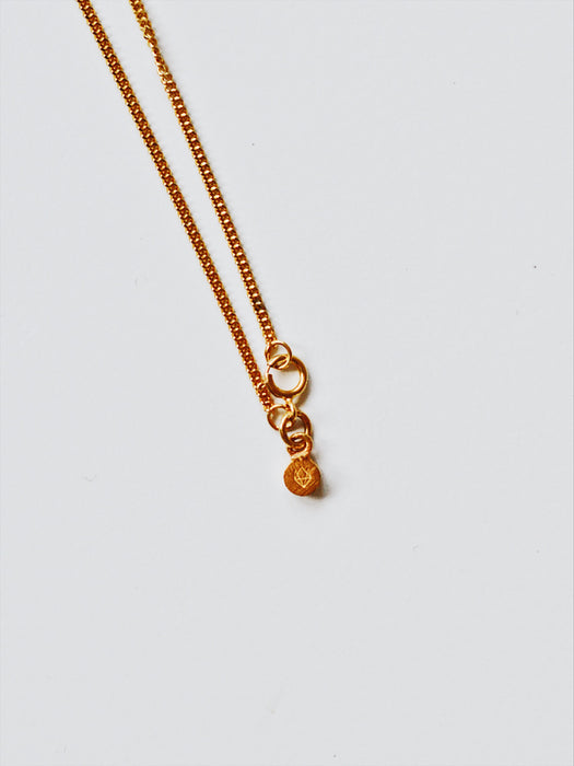 KAKTUS NECKLACE GOLD