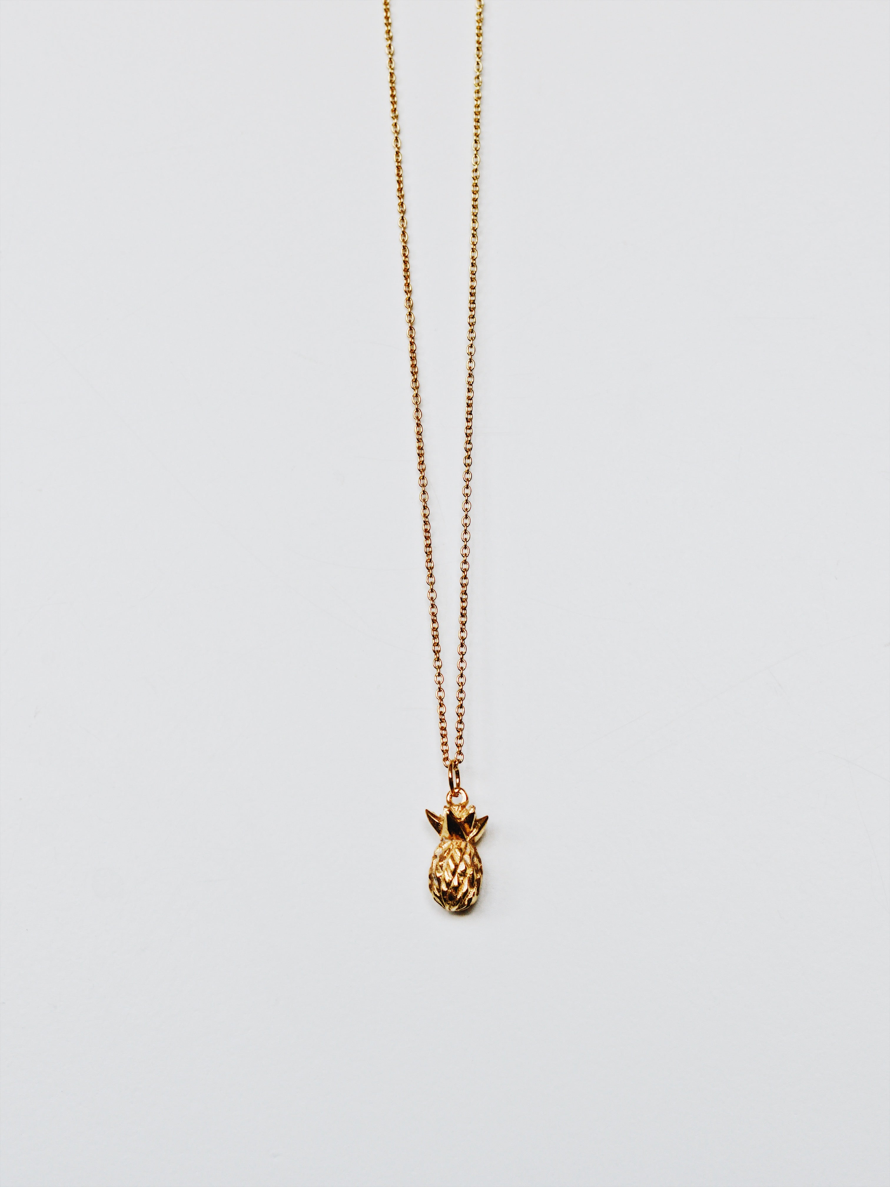 NANAS NECKLACE GOLD