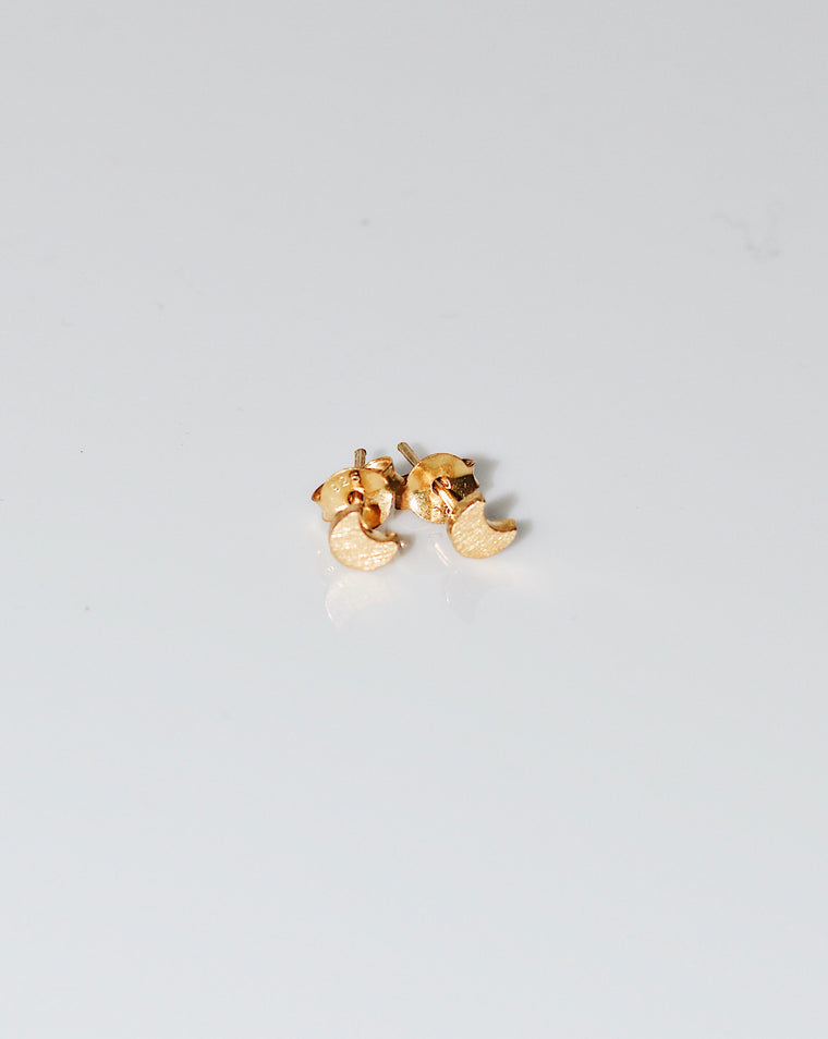 LUNO EARRINGS GOLD