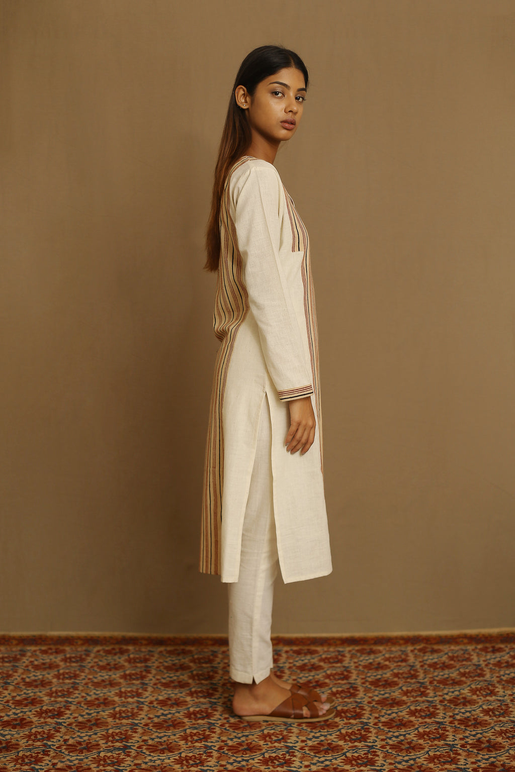 Khadi Cotton - Kurta