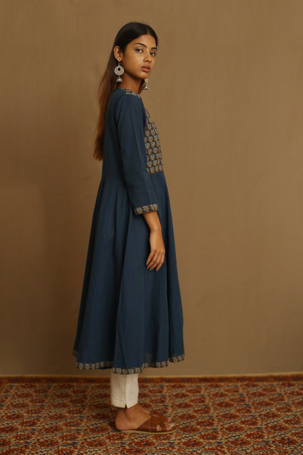 Cotton Kali Kurta