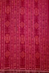 Pink Cotton Ikat