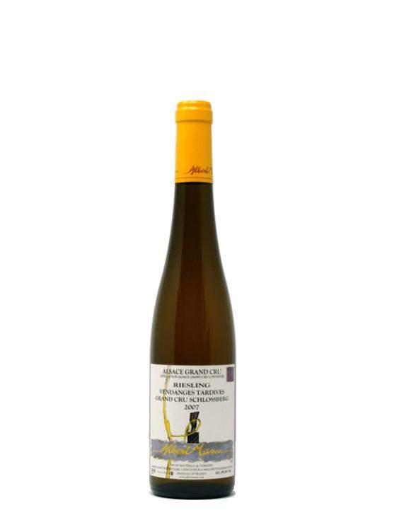 Albert Mann - Riesling Schlossberg Vendanges Tardives - Grand Cru 2007 - 0,5L