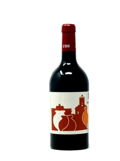 COS - Pithos Rosso DOC 2014 - Wein - Rotwein - Italien - Sizilien