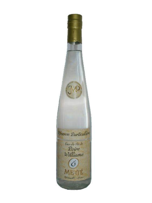 Jean Paul Metté - Poire Williams (Williams Birne) 0,70l - Spirituose - Frankreich - Elsass