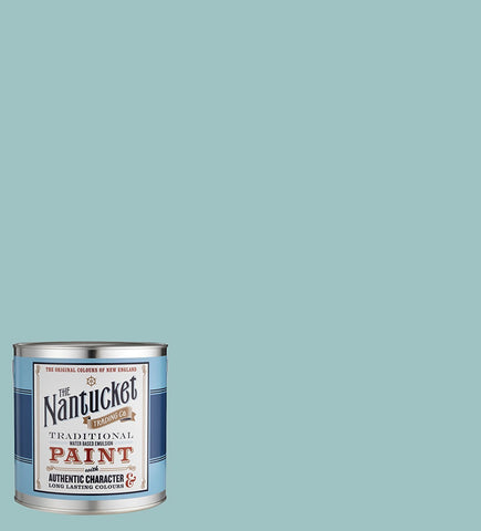 Atlantic Shore Flat Matt Emulsion Interior Wall Paint. 2.5 Litres.