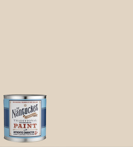 Cliffside Beach Flat Matt Emulsion Interior Wall Paint. 2.5 Litres.