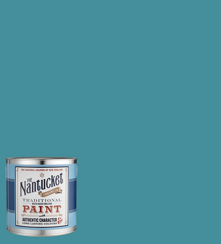Harbour Head Flat Matt Emulsion Interior Wall Paint. 2.5 Litres.