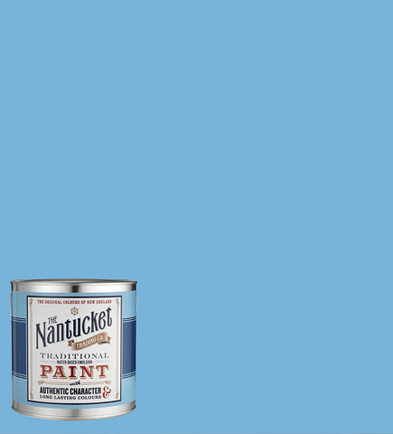 Miacomet Pond Flat Matt Emulsion Interior Wall Paint. 2.5 Litres.