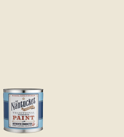 Milk Street Flat Matt Emulsion Interior Wall Paint. 2.5 Litres.