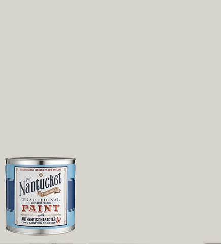 New England Flat Matt Emulsion Interior Wall Paint. 2.5 Litres.