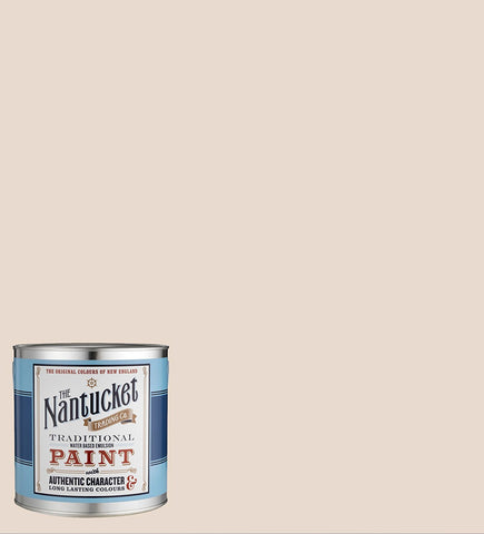 Pocomo Beach Flat Matt Emulsion Interior Wall Paint. 2.5 Litres.