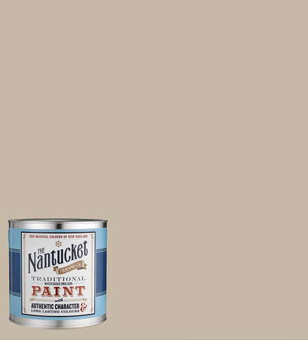 Sankaty Head Flat Matt Emulsion Interior Wall Paint. 2.5 Litres.