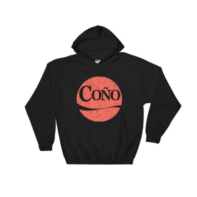 Sweatshirt in spanish / Coño Hooded Sweatshirt / shirts in spanish