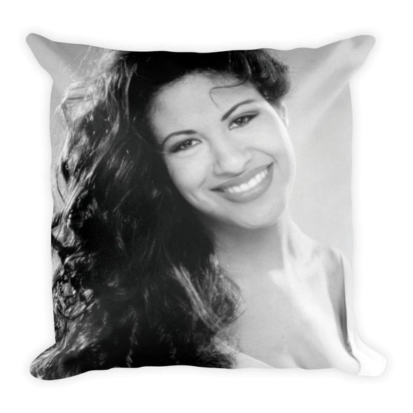 Selena Quintanilla Pillow / Throw Pillow / Anything for Selenas - porqué.live