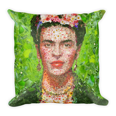 Frida Kahlo Art Throw Pillow / Frida Kahlo / Pillows