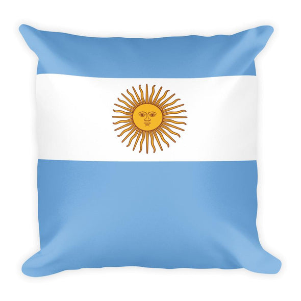 Argentina Flag Pillow / Throw Pillow / Argentina Flag