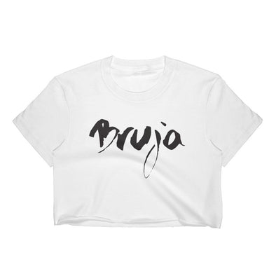 Bruja Crop Top / bruja shirt / Bruja top for la bruja
