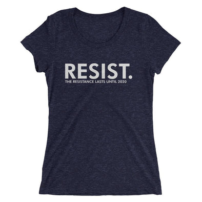 Resist t-shirt / nasty woman / feminist shirt / she persisted