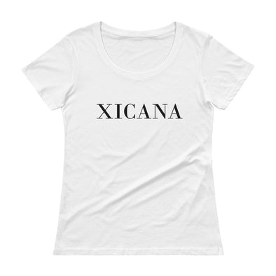 Xicana t-shirt in white