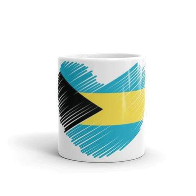 I Love the Bahamas coffee mug / Coffee mugs