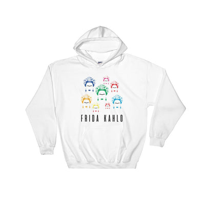 Frida Kahlo Hooded Sweatshirt / Frida Kahlo art shirt / Frida