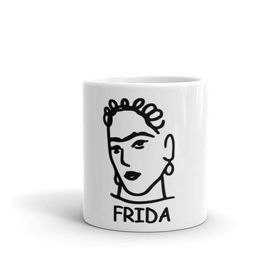 Frida Kahlo Coffee Mug / Frida Kahlo Mug / Coffee Mug