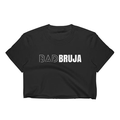 Bad Bruja Women's Crop Top
