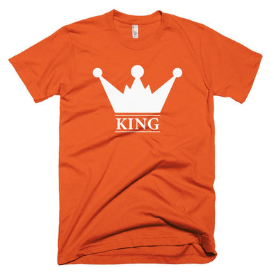 King T-Shirt / Men's king t-shirt