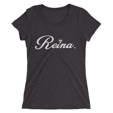 REINA - Ladies' short sleeve t-shirt - porqué.live