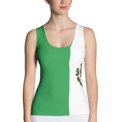 Mexico Flag Tank Top / Mexican Flag / Mexican flag tank