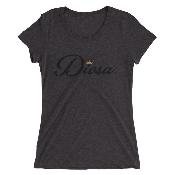 DIOSA - Ladies' short sleeve t-shirt - porqué.live