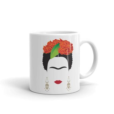 Frida Kahlo Coffee Mug - Frida kahlo art mugs