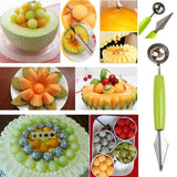 Cooking Fruits Slicers Vegetables Veggie Cutter Cake Tools Useful Kitchen Tool - BabyKid Mart