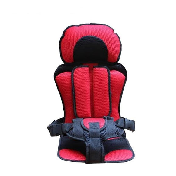 Plus Size Adjustable Portable Baby Safety Car Seat