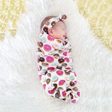 Newborn Baby Boys Girls Swaddle Sleepsack (0-12 months)
