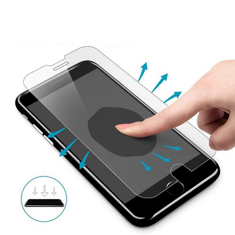 Image of Tempered Glass Screen Protector - 2 Pack