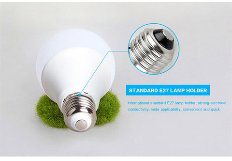 Image of LED Light Bulb - 4 Pack
