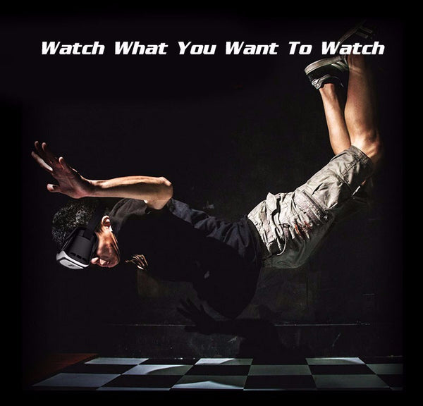 watch what you want to watch
