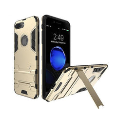 Slim Heavy Duty Armor iPhone Case with Kickstand - Slim Dual Layer Protection