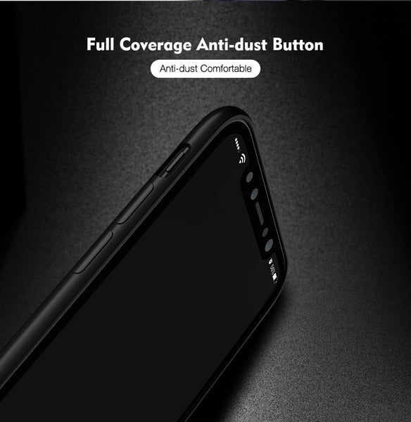 full coverage over iPhone