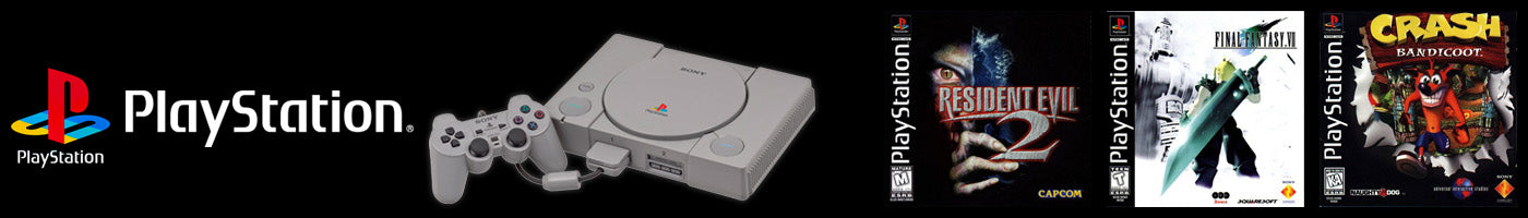 PlayStation Video Games
