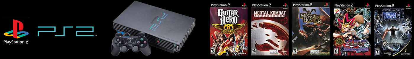 PlayStation 2 Video Games