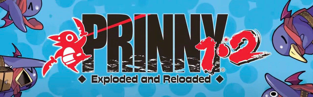 Prinny 1+2: Exploded and Reloaded - Nintendo Switch